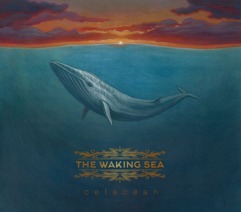 The Waking Sea - Cetacean