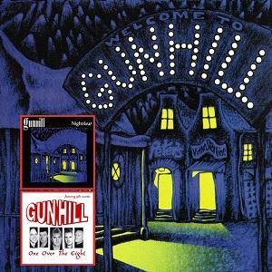 Gunhill - Nightheat / One Over The Eight