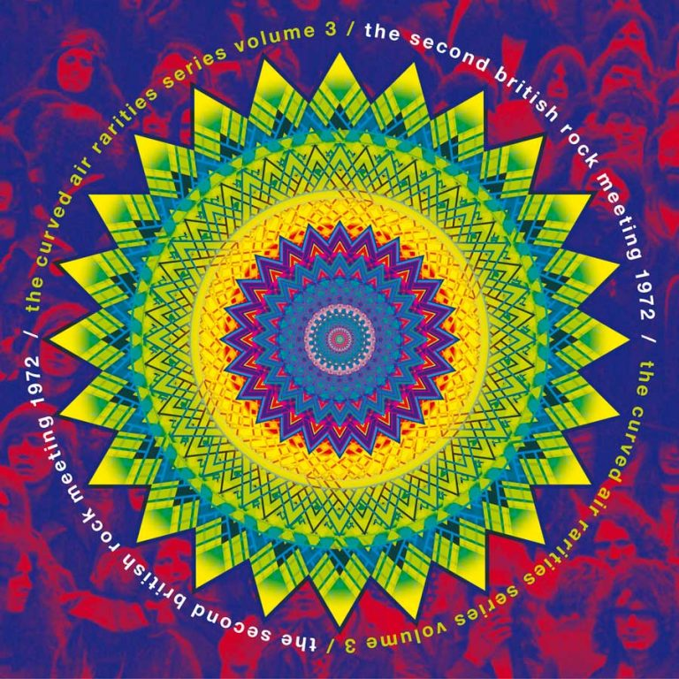Curved Air - The 2nd British rock meeting 1972