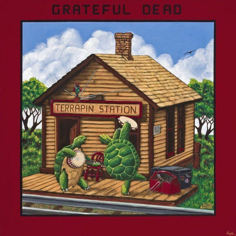 Grateful Dead - Terrapin Station