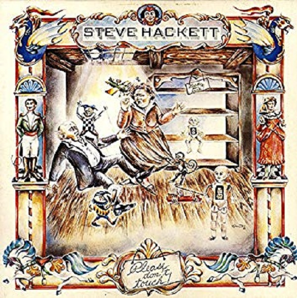 Steve Hackett - Please Don't Touch