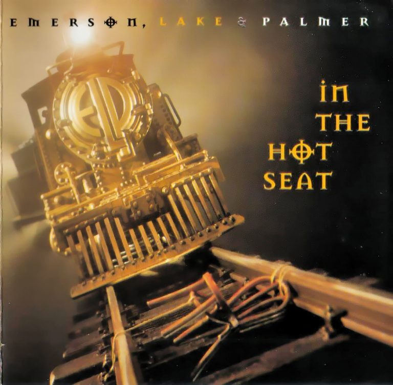 Emerson Lake & Palmer - In the Hot Seat