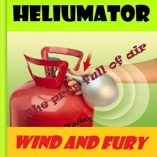 Heliumator - Wind and fury