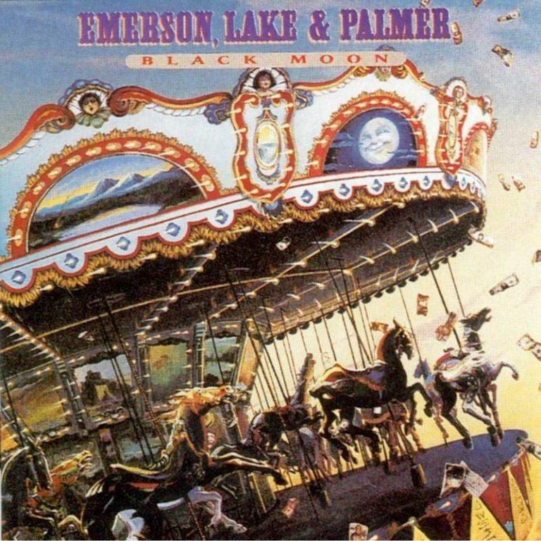 Emerson Lake & Palmer - Black Moon