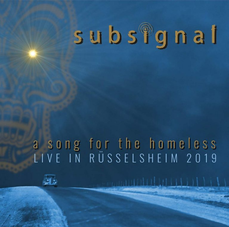 Subsignal - A Song For The Homeless - Live In Russelheim
