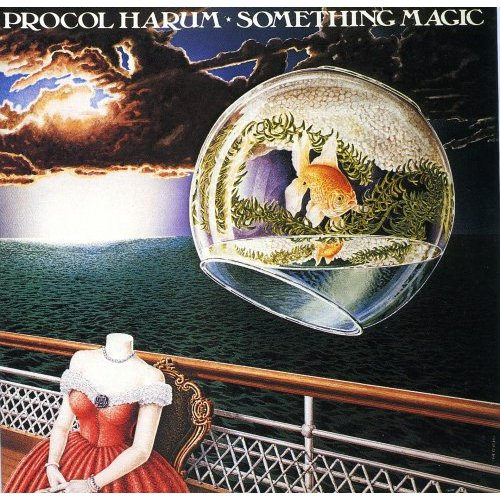 Procol Harum - Something Magic