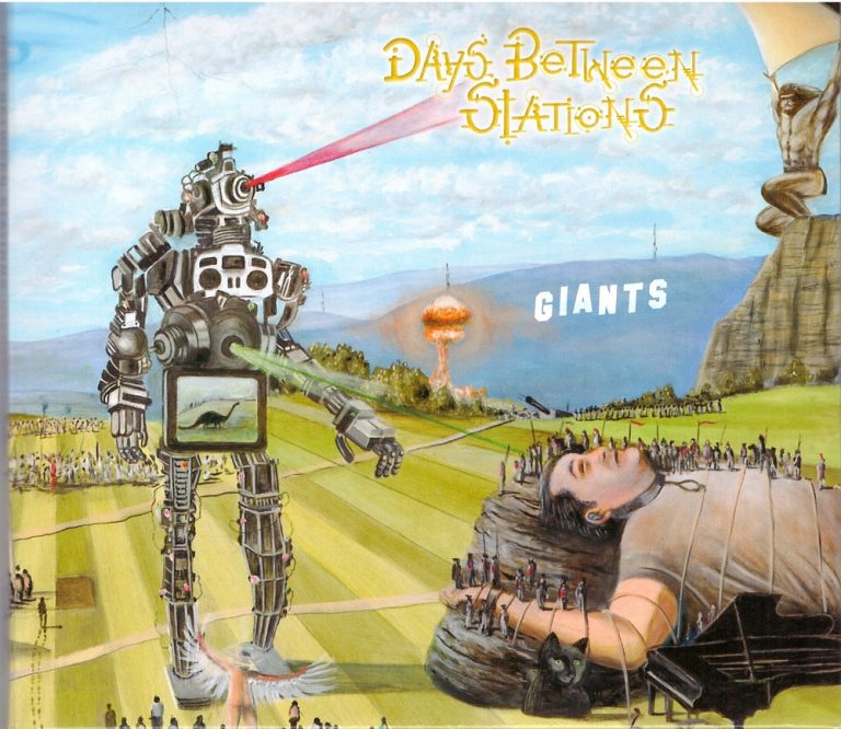 Days Between Stations - Giants
