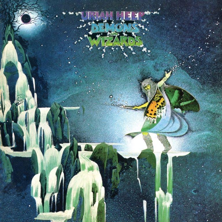 Uriah Heep - Demons And Wizard