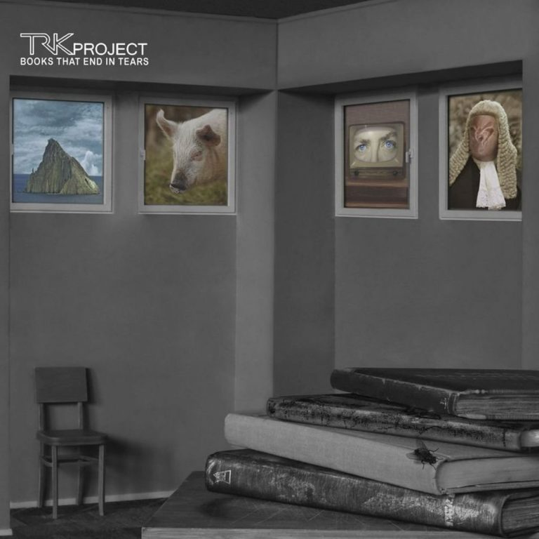 tRKproject - Books That End In Tears